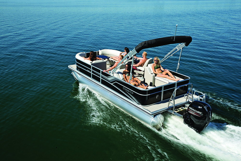Picture of Cypress Cay 10 Passenger